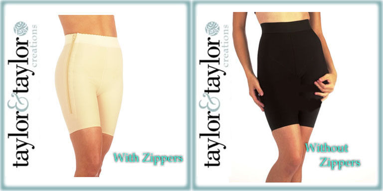 Cycle Short Brief - Compression Garment - Stage 1 or 2