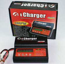 iCharger 3010B 1000W 10S 30A USB Port LiPo Balance Battery Charger Lilo LiFe DC