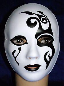 Beautiful-Designed-Party-Mask-Black-amp-White