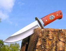 Jagdmesser 26 cm Huntingknife Coltello Couteau Cuchillo Coltelli Da Caccia J047