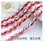 wholese-20-30-50pcs-AB-Teardrop-Shape-Tear-Drop-Glass-Faceted-Loose-Crystal-Bead thumbnail 24