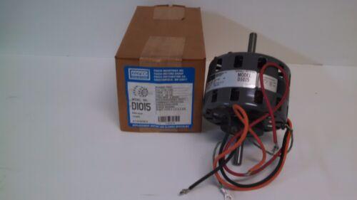 FASCO HVAC SHADED POLE MOTOR D1015 7151-3170 U51 1//10-1//20HP NEW OLD STOCK