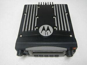 Motorola XTL5000 VHF O5 display panel radio Astro M20KSS9PW1AN