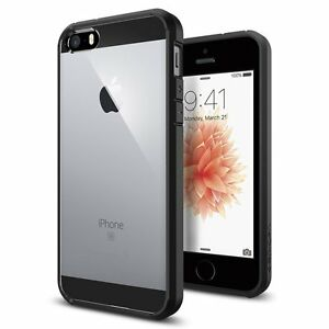 Serie-hybride-Spigen-Ultra-cas-pour-iPhone-SE-5S-5