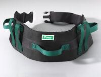 Posey Gait Belt With Handles Deluxe (30 - 66 Waist), 6537qdx