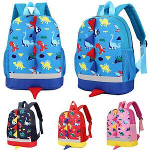 LD/_ Cute Cartoon Bear Backpack Toddler Kids Children Kindergarten Shoulder Bag
