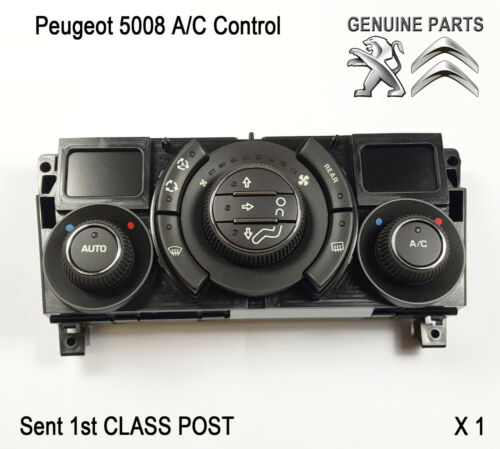 Peugeot 5008 Heating Air Conditioning Control Box Module 6452W6 New Genuine