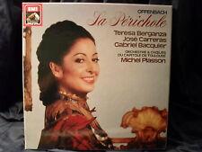 J. Offenbach - La Perichole / Plasson    2 LP-Box