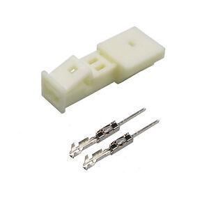 reparatursatz mqs stecker 2 polig steckverbinder bmw 8 373 577 8373577 ebay. Black Bedroom Furniture Sets. Home Design Ideas