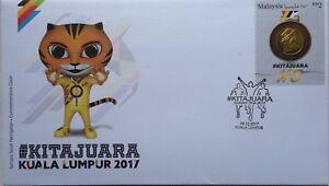 Malaysia-Commemorative-FDC-19-12-2017-Kita-Juara-Kuala-Lumpur-2017
