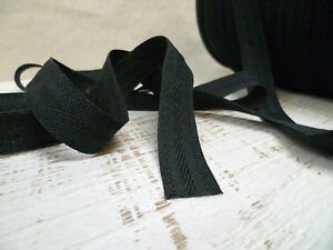 Upholstery-Webbing-Poly-Edging-Reinforcing-Tape-20mm-Black-5-Metres