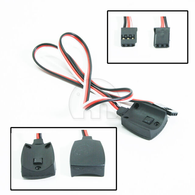 RC Charger Temperature Sensor Cable Line for Imax B5 B6 B6AC B8 Balance Charger