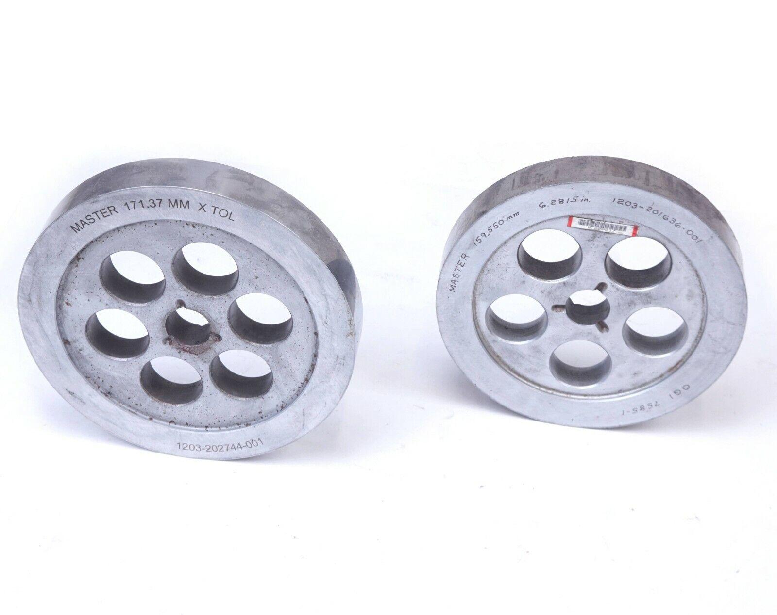 Master Setting Disc Plug Ring