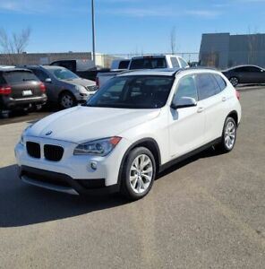 2014 BMW X1 28I   AWD   NAVI   BACKUP CAM   PANO ROOF    $0 DOWN - EVERYONE APPROVED!