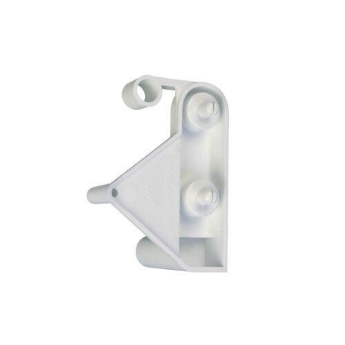 Gefrierfachklappenhalter rechts Kühlschrank ORIGINAL Indesit Ariston C00075600