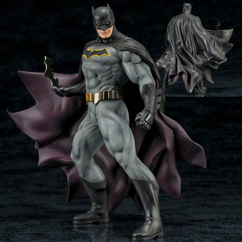 DC Comics ArtFX+ Statues - Rebirth Series - 1 10 Scale Batman FACTORY SEALED