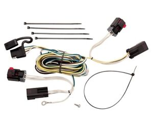 Details about Trailer Wiring Harness Kit For 04-07 Chrysler Town Country on