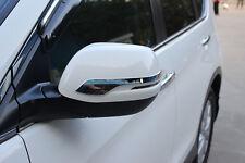 Chrome Side mirror molding trim cover For Honda CRV 2012 2013 2014