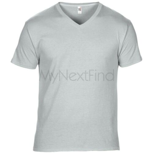Anvil Featherweight V-Neck T-Shirt