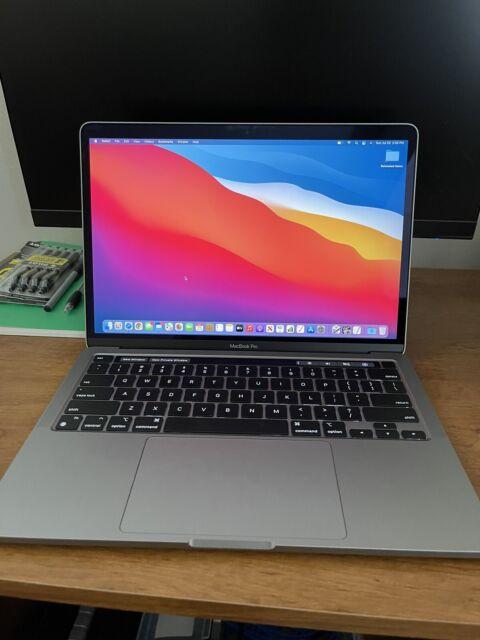 Apple MacBook Pro 13in (256GB SSD, M1, 8GB) Laptop - Space Gray