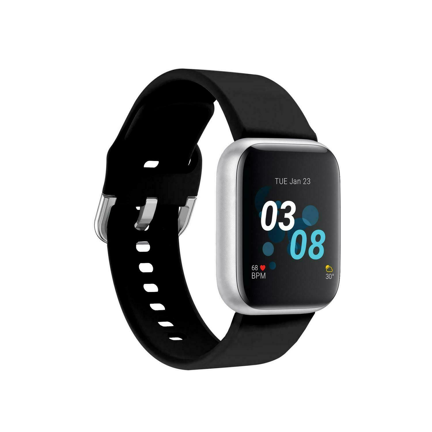 iTouch Air 3 Smartwatch Fitness Tracker Heart Rate Step Counter Sleep Monitor air counter fitness heart itouch rate sleep smartwatch step tracker