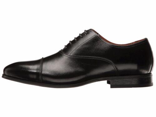 Florsheim Corbetta Black Leather Cap Toe Oxford 14180