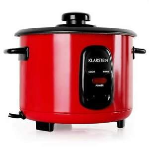 Cuoci Riso KLARSTEIN OSAKA rice cooker 1,0l, 400W risottiera 1 litro elettrica