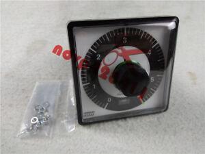 New In Box Omron Timer H3AM-NS-B 100-240VAC