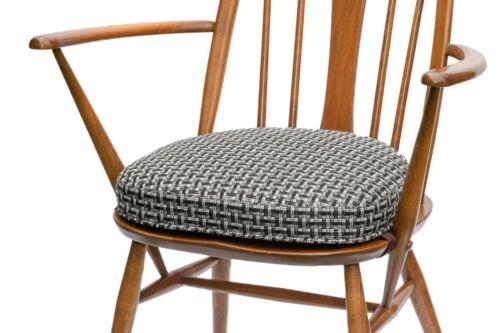 pour Ercol Windsor Chaises de salle à manger Coussins de siège nouveau