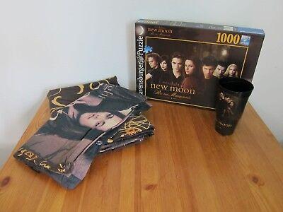 Becher Twilight New Moon Puzzle Fanpaket Kinderbettwäsche MüHsam 2 Tlg Fan Bettwäsche