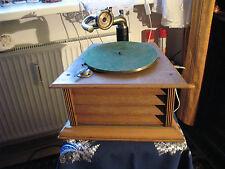 Grammophon Schinkenform um 1920