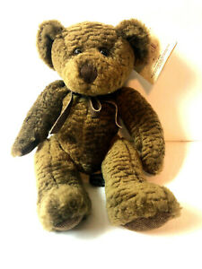Russ-Berrie-Brown-Teddy-Bear-Bixby-13-039-039-Long-Bears-from-the-Past-4934-Retired