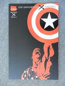 1 X Bande Dessinée: Marvel Millenium-univers X Special 3 | Très Bien-afficher Le Titre D'origine