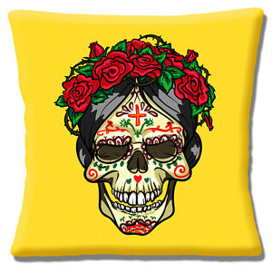 vintage r tro mexicain calavera frida kahlo jour de mort. Black Bedroom Furniture Sets. Home Design Ideas