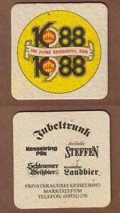 BD-Bierdeckel-Coaster-Brauerei-Kesselring-Marktsteft-Unterfranken-BY