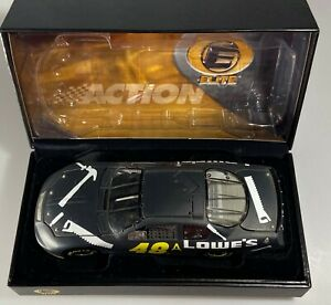 2003-Action-Jimmie-Johnson-48-Lowe-039-s-Test-Car-Monte-Carlo-Elite