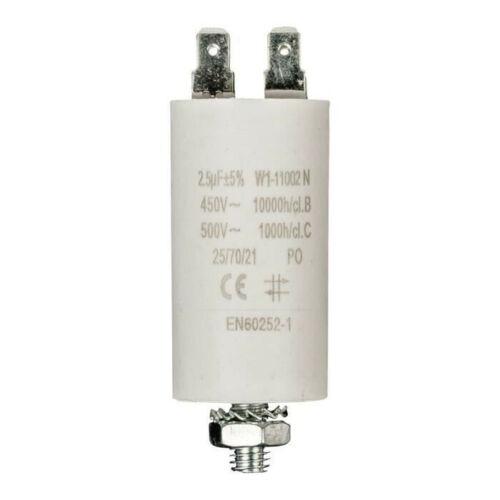 1251008106 ARTHUR MARTI Condensateur permanent 9MF 450V Sèche-linge 51280038202