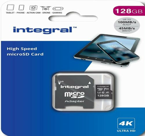 128GB Micro SD Card Memory U3 Class 10 For GoPro Hero 7 Black Camera 4K Ultra HD
