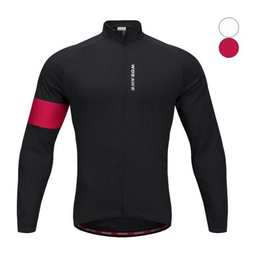 Cycling Jacket Outdoor Sport Bike Riding Clothes Winter Thermal Long Sleeve Coat
