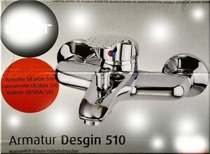 EISL-CULT-Design-510-Dusche-Wasserkran-Bad-Wannenarmatur-Einhebelmischer-Wanne
