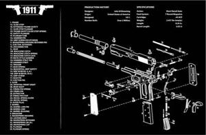 Sensational Gunsmith Cleaning Mat Work Tool Bench Exploded Parts Diagram For Wiring Cloud Hisonuggs Outletorg