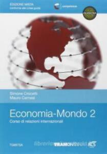 economia-mondo-volume-2-Tramontana-scuola-RCS-Codice-9788823333963