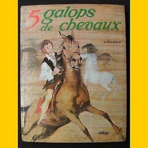 5-GALOPS-DE-CHEVAUX-Rene-Guillot-Paul-Durand-1968