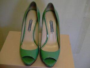 Donna Calzature Scarpe Prada Size 38 Euro Classic Pump rxqzrwSZA8