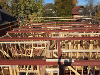 subcontractor and  foreman lead hand and Framers   hourly 25-45 Ottawa Ottawa / Gatineau Area Preview