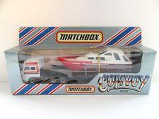 Matchbox Convoy CY-22 DAF Power barco transportador 'tiburón' - como Nuevo/Caja