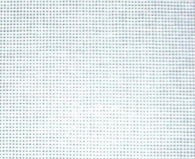 Mono Deluxe Blank Needlepoint Canvas SALE PRICES Orange line WHITE Zweigart