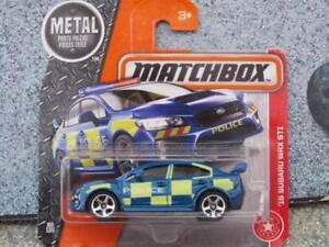 Matchbox-2017-060-125-2015-SUBARU-WRX-STI-police-MBX-Heroic-Case-C-New-Casting