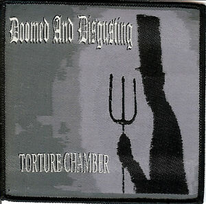 Doomed-And-Disgusting-Torture-Chamber-Patch-Dave-Slave-Sadistik-Exekution-Horror