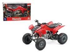 2009 HONDA TRX 450R RED ATV MOTORCYCLE 1/12 BY NEW RAY 57093 A